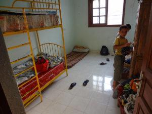 Notschlafstelle in Tarodannt